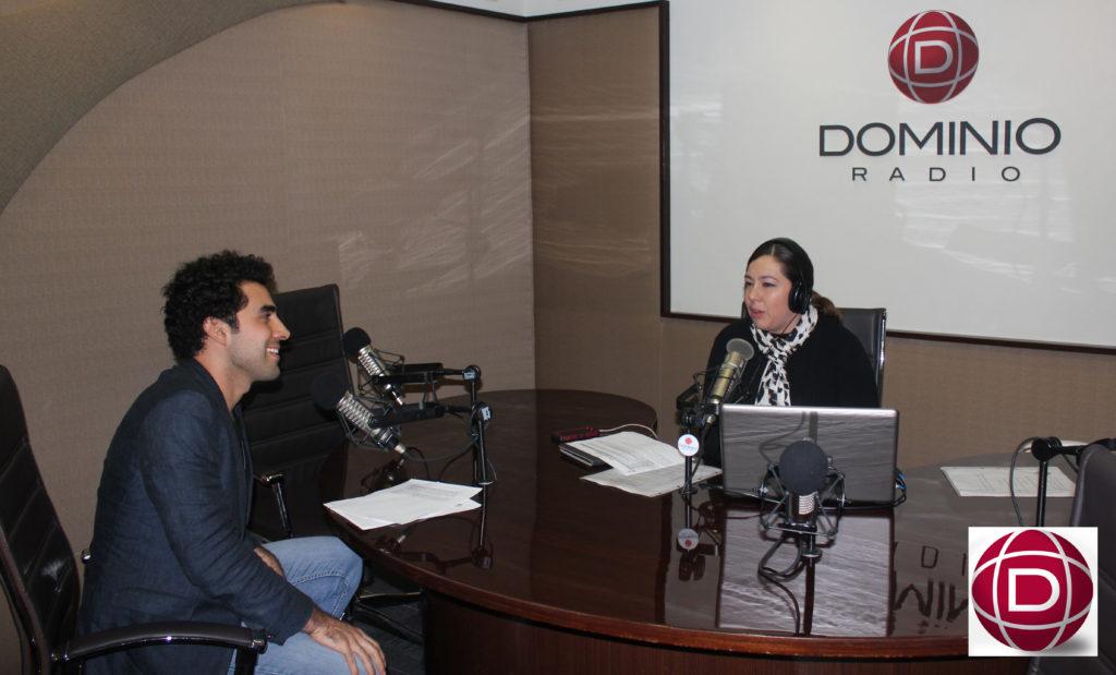 Dominio Radio 96.5FM - Featuring Jandro Cisneros