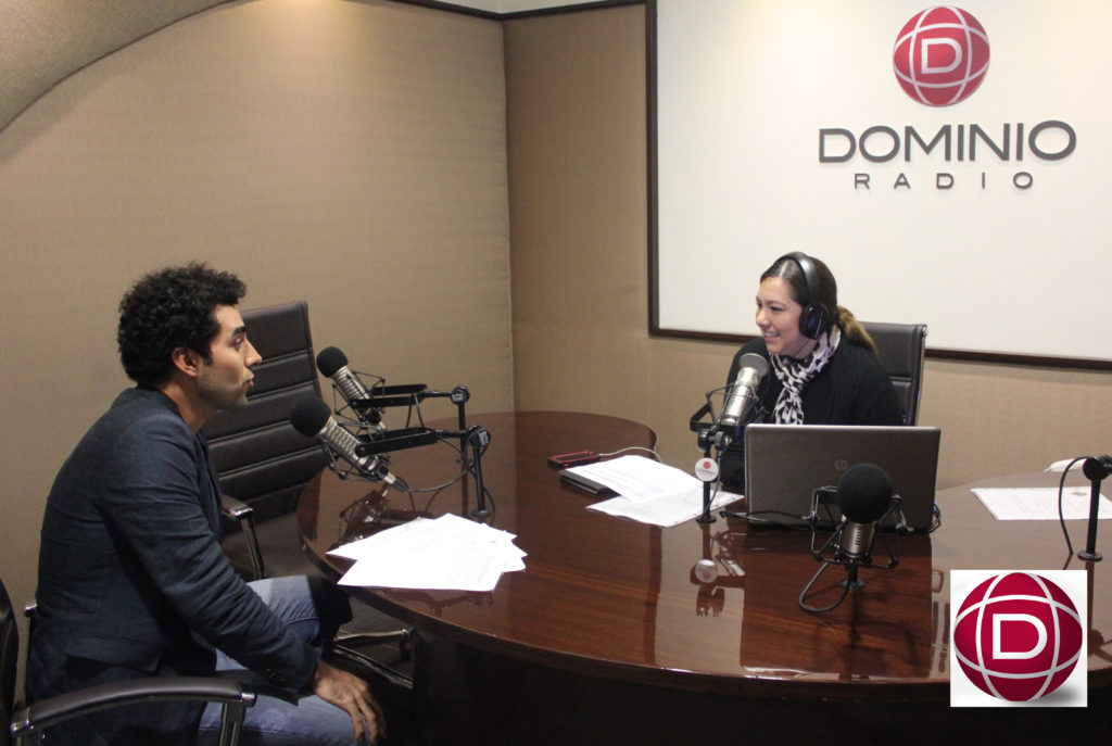 Dominio Radio 96.5FM - Featuring Jandro Cisneros with Dinorah Delgado