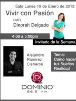 Dominio Radio Poster