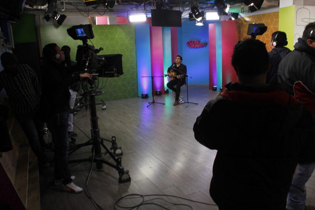 TV Azteca - Con Ganas (Featuring Jandro Cisneros)